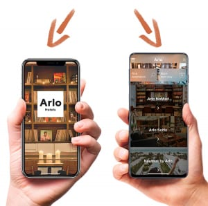 Arlo Software App Archives