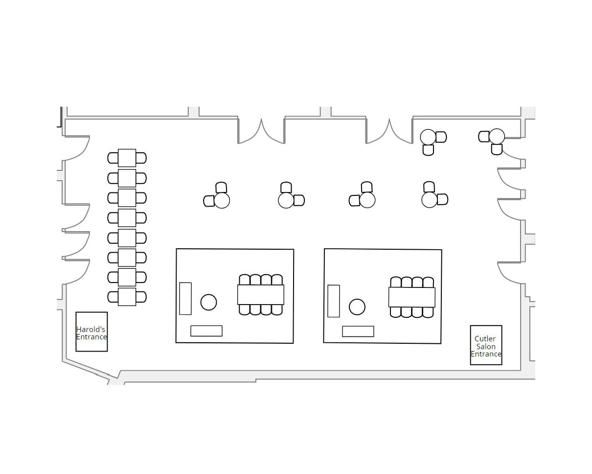 Arlo SoHo Courtyard floorplan
