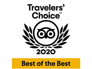 Travelers' Choice 2020 Best of the Best